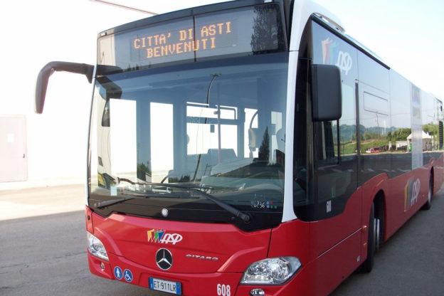 Per la Festa della Repubblica ad Asti attivi i bus delle linee A e B di Asp