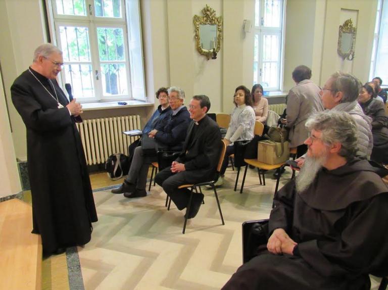 Incontro dell'Ordine Secolare Carmelitano ad Asti