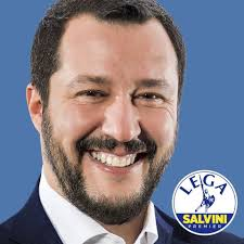 Gazebo della Lega per raccogliere firme per l'elezione diretta del presidente della Repubblica