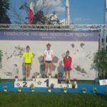 Campionato italiano allievi e ragazze di Pentathlon Moderno: argento per Valentina Martinescu