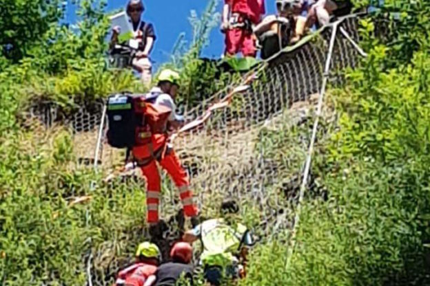 A Dogliani la gara di soccorso sanitario per equipaggi di ambulanza: vince la Croce Verde di Asti