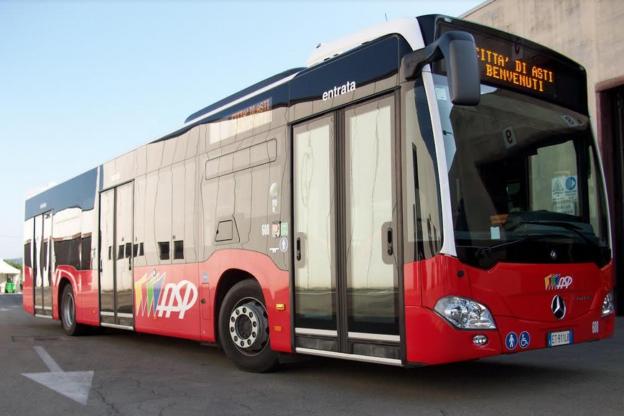 Variazioni percorso bus linea 2 e 2/