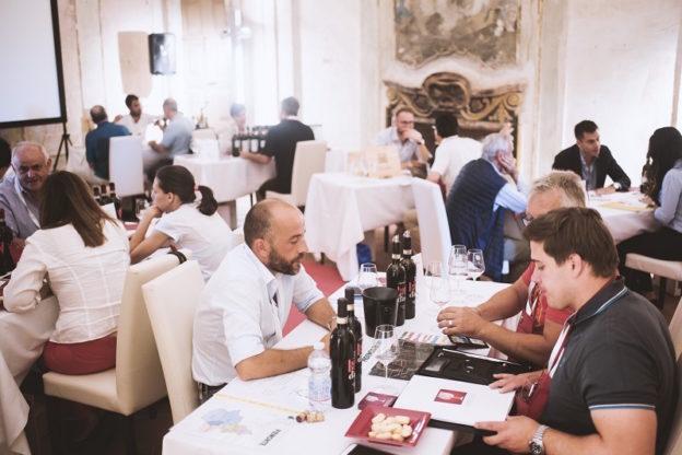 Buyer internazionali hanno incontrato i produttori di vino del Monferrato