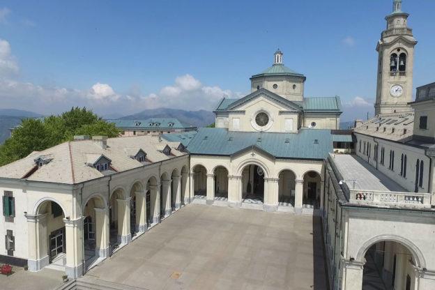 Pellegrinaggio diocesano al santuario della Madonna della Guardia