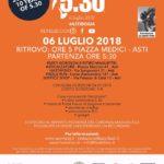 Anche ad Asti si corre all'alba: il 6 luglio la Virtual Run 5.30