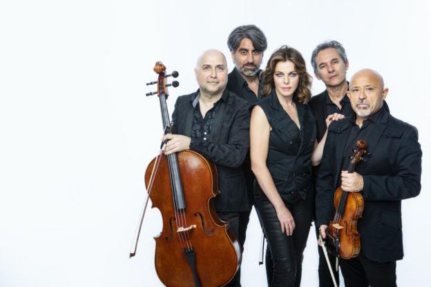 Astimusica 2018: ieri successo per Asti God's Talent. Oggi la prima nazionale dello spettacolo su Califano con Claudia Gerini e Solis String Quartet