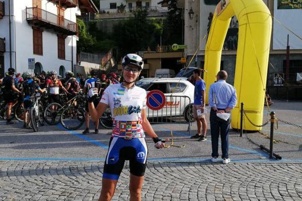 Elena Novikova vince la Ironbike 2018