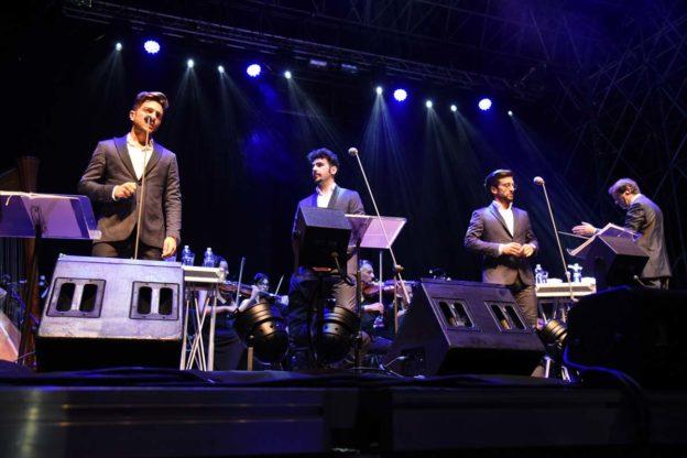 """I tenori de """"Il Volo"""" fanno il pieno di pubblico ad Astimusica: la fotogallery"""