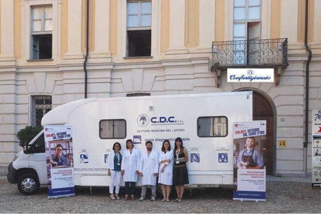 Una due giorni di Esami Clinici in Confartigianato Asti