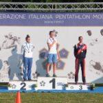 Argento per Alice Sotero al Campionato Italiano Assoluto di Pentathlon Moderno