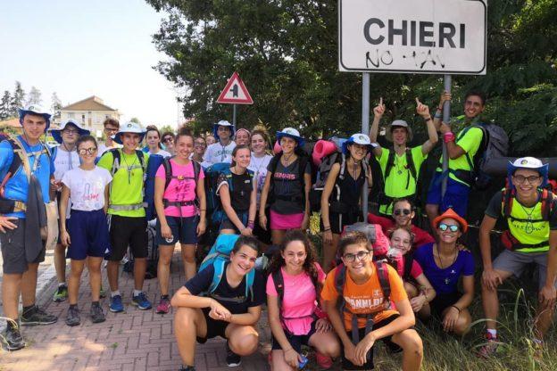 Giovani astigiani in cammino verso il Sinodo. Il diario del pellegrinaggio: la seconda tappa