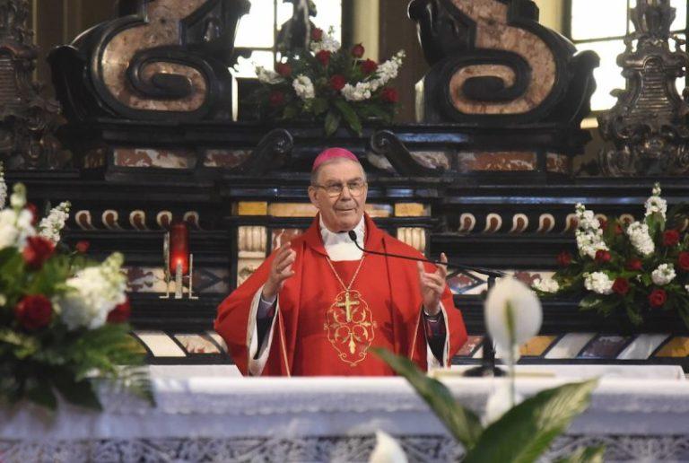 Monsignor Ravinale comunicherà domani il nome del suo successore alla guida della diocesi di Asti