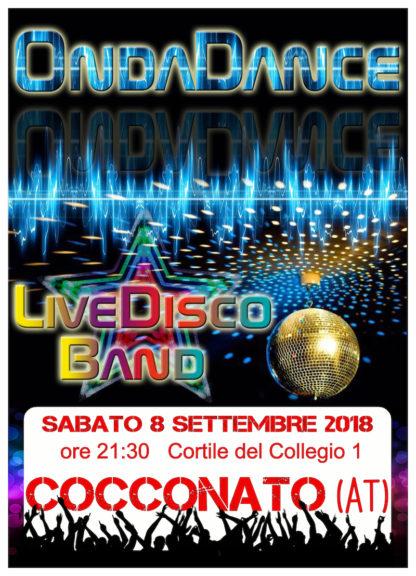 Cocconato d'Asti: pronto il programma per la Festa Patronale