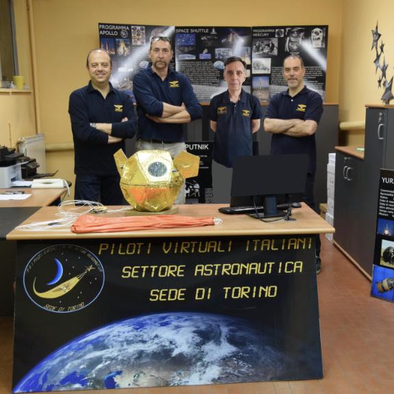 Tra Settime e Callianetto si cerca una sonda spaziale