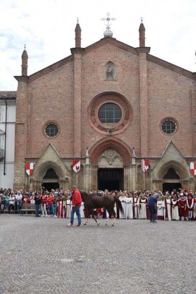 Palio di Asti. Oggi è il grande giorno