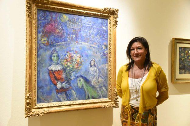 Asti, il colore e la magia di Chagall a Palazzo Mazzetti