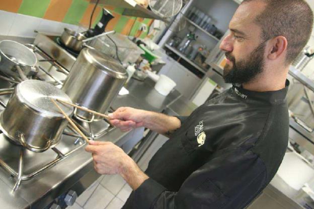 "Lo chef astigiano Enrico Pivieri in gara a ""Sanremo con gusto"""