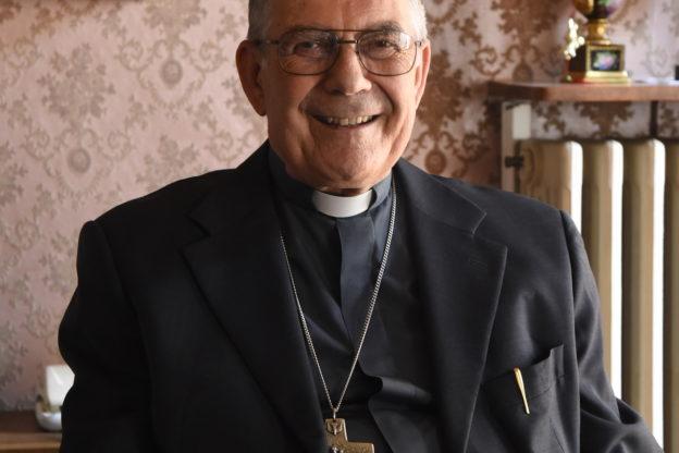 Tre domande a… monsignor Fancesco Ravinale