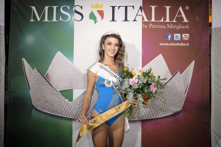 Michela Coraglia è miss Piemonte 2018