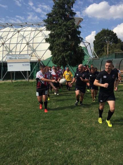 Primo test stagionale in famiglia per il Monferrato Rugby