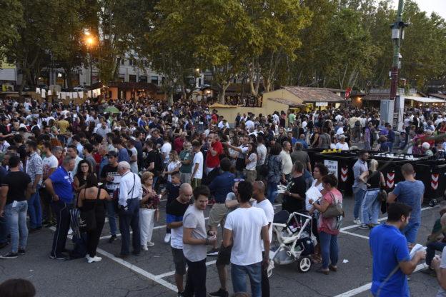 Festival delle Sagre, Santa Caterina di Rocca d'Arazzo vince il trofeo Borello