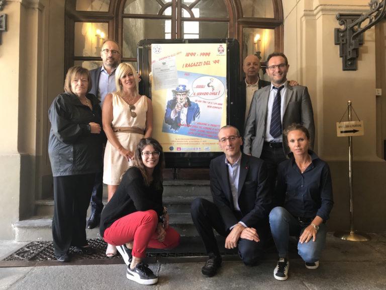 I want you. Il Comune di Asti cerca volontari per il servizio civile