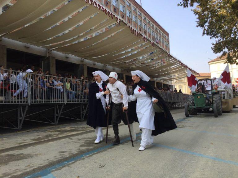 Festival delle sagre: altre immagini della sfilata contadina