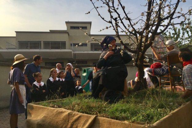 Festival delle Sagre: le prime immagini della sfilata contadina
