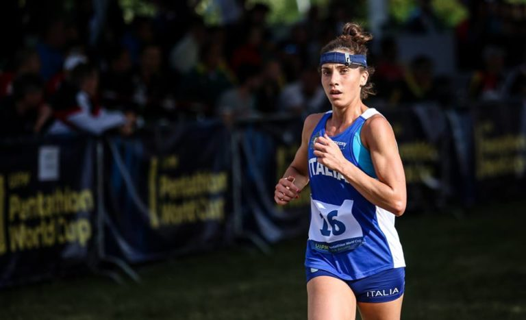 Alice Sotero si qualifica per la finale del Campionato Mondiale di Pentathlon Moderno