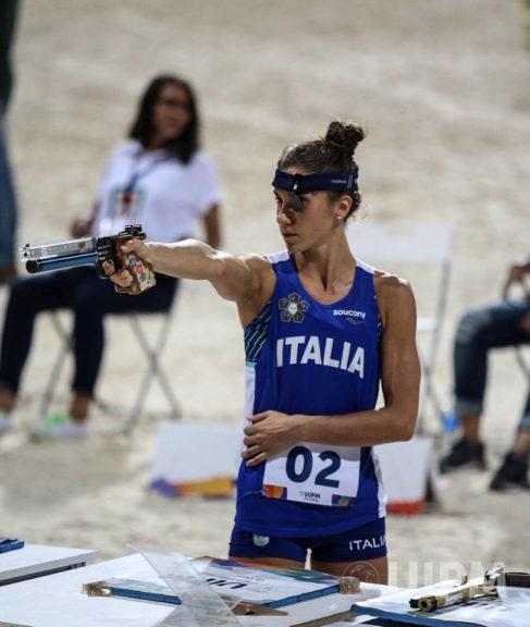 Alice Sotero chiude al 12° posto al mondiale di pentathlon moderno