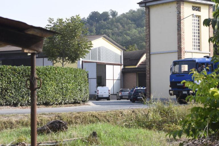 Incidente sul lavoro in una distilleria di Motta di Costigliole