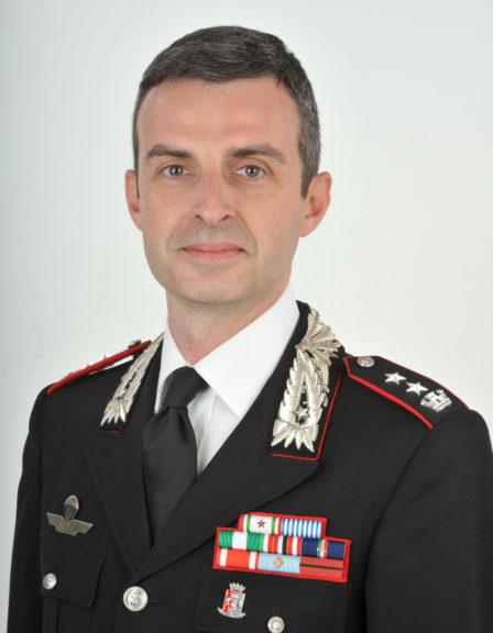 Ad Asti nuovo comandante provinciale dei carabinieri