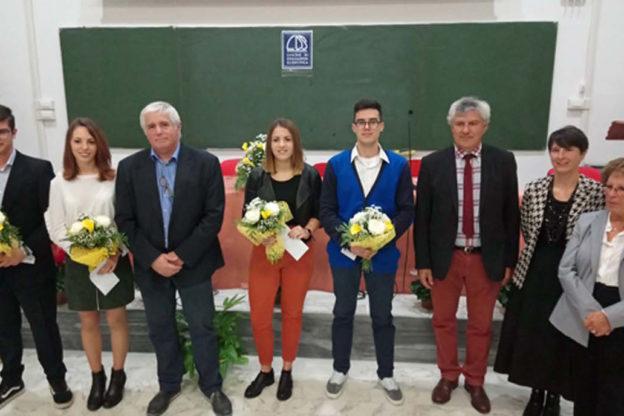 La Coldiretti consegna le borse di studio in memoria di Paolo Vastadore