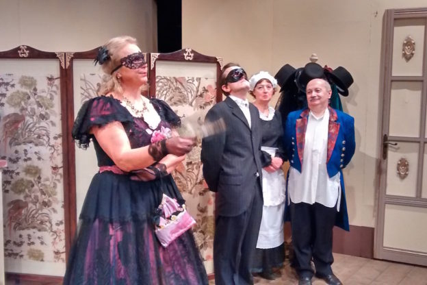 """A Moncalvo continua la stagione teatrale in lingua piemontese con """"La valada dal vin balarin"""""""