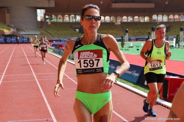 Rossella Giordano vince la 13^ Podistica del Tartufo
