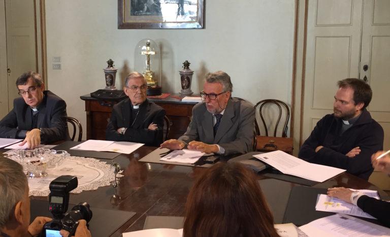 Asti, avvicendamento dei vescovi: il saluto di Ravinale e l'ordinazione episcopale di Prastaro