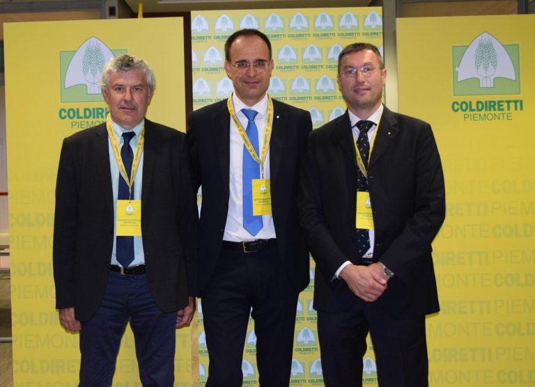 L'astigiano Marco Reggio vicepresidente di Coldiretti Piemonte