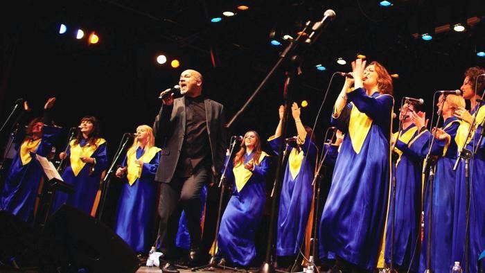 """A Montiglio Monferrato gli """"Anno Domini Gospel Choir"""""""