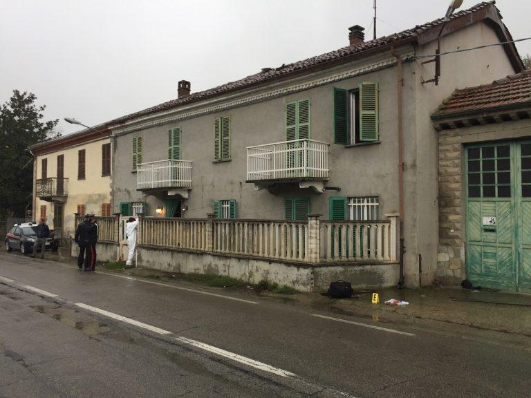 Omicidio a Portacomaro: geometra freddato mentre fa una perizia su una cascina