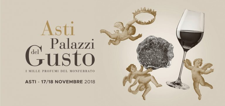 """Prima edizione di """"Asti Palazzi del Gusto. I Mille Profumi del Monferrato"""""""