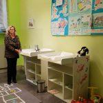 Spazi pubblici per allattare i bebé: Angela Motta scrive ai sindaci dell'Astigiano