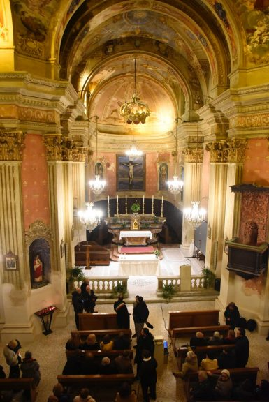 Asti, la chiesa di San Rocco è tornata a nuova vita: la fotogallery