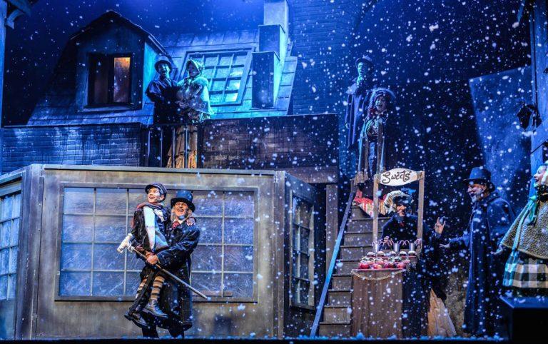 Giovedì 27 dicembre al Teatro Alfieri arriva A Christmas Carol Musical