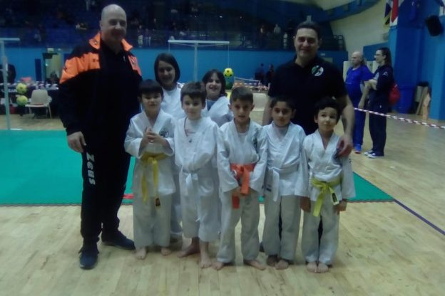 Karate astigiano protagonista del week end