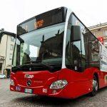 Martedì 18 dicembre variazioni di percorso dei bus di Asp per la ripresa dei lavori alla rotonda tra via Foscolo e via Marello