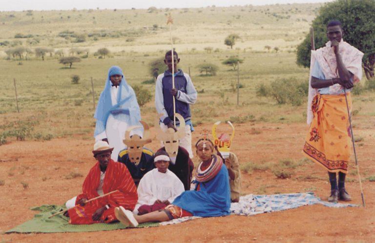Il vescovo Prastaro ricorda il suo primo Natale di missione in Kenya