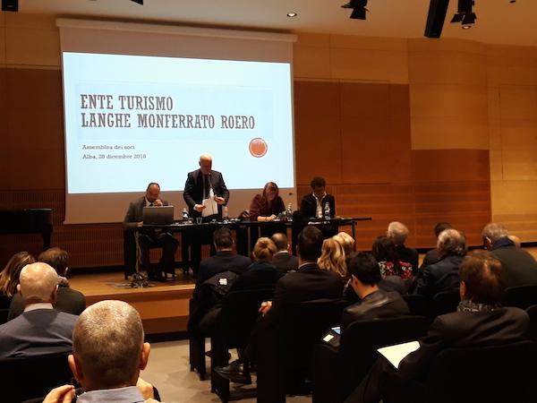 Ad Alba assemblea dei soci del nuovo Ente Turismo Langhe Monferrato Roero