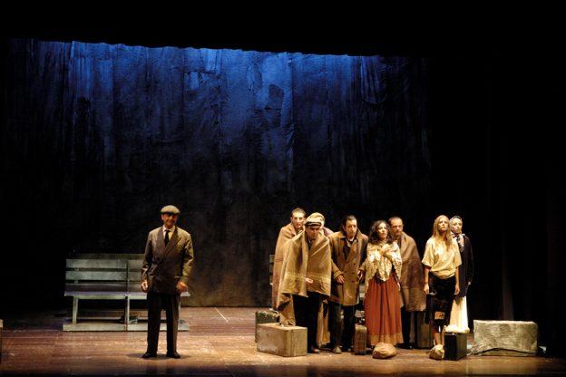 """Al Teatro Alfieri si ricorda Luciano Nattino con """"Vanzetti – Il sogno di un emigrato italiano"""""""