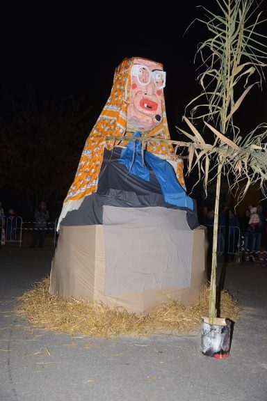 Festa della Befana in corso Alba