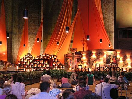 Al Don Bosco incontro di preparazione al pellegrinaggio di Taizè